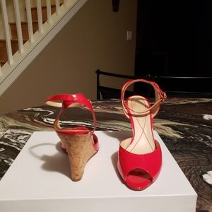 Enzo Angiolini wedge sandals